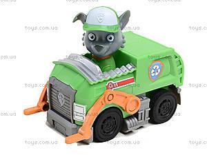 Игрушечный транспорт Paw Patrol, JD-802ABCDEFG, іграшки