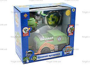 Игрушечная машина Paw Patrol с героем, JD-803ABCDEFG, цена