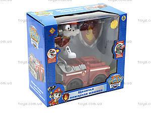 Игрушечная машина Paw Patrol с героем, JD-803ABCDEFG, магазин игрушек