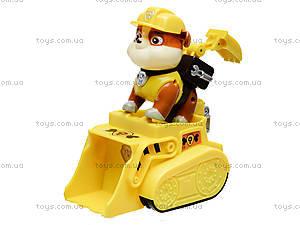 Игрушечная машина Paw Patrol с героем, JD-803ABCDEFG, toys