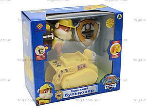 Игрушечная машина Paw Patrol с героем, JD-803ABCDEFG, іграшки