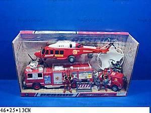 Транспорт пожарников, 911-85F