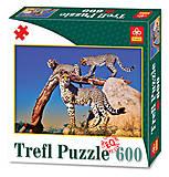 Trefl пазлы «Леопарды», 89001