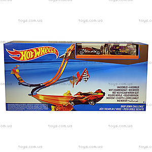 Игровой трек Hot Wheels «Супергонки  3 в 1», DNN81, цена