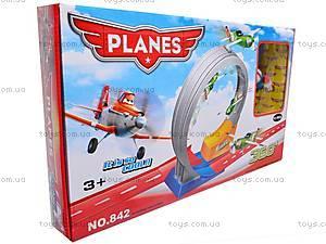 Трек детский «Самолеты», MKC901698, детские игрушки