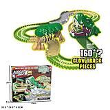 Трек Dino Chomp светящийся в темноте (PT163X), PT163X, отзывы