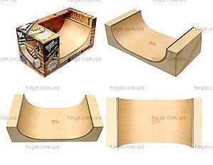 Деревянная рампа для фингерборда, 13838-6013443-TD