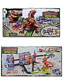 Игровой трек для машинок «Динозавр», 8899-92