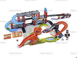 Трек для машин «Динозавр. Поймай тачку», 8899-93, купить