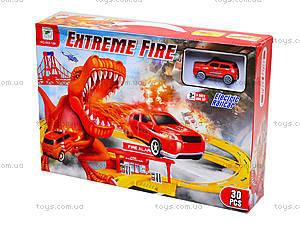 Трек для машинок Extreme Fire, 660-124, отзывы