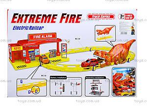 Трек для машинок Extreme Fire, 660-124, toys