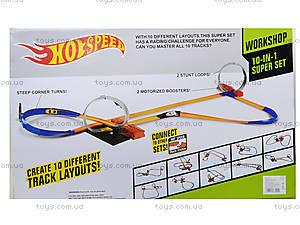 Трек для машинок «Hot Speed» на батарейках, LR001, фото