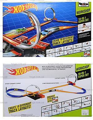 Трек для машинок «Hot Speed» на батарейках, LR001