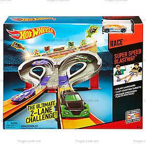 Трек Hot Wheels «Безумные гонки» , CDL49, купить