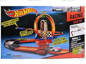 Игровой трек для машинок Hot Wheels, 3081, цена