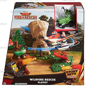 Игровой трек «Лесной пожар» из м/ф «Самолетики: Спасательный Отряд», CDW70