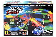 Трек Magic Track со светом и музыкальными эффектами, 388 деталей, 2731, фото