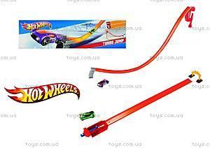 Трек для машинок Hot Wheels «Мега Джамп», W5367, купить