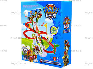 Игрушечный трек «Щенячий патруль», 1112J, детские игрушки