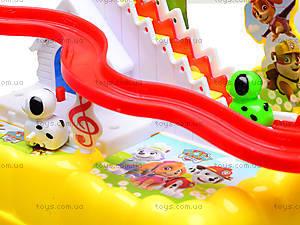 Трек игрушечный «Щенячий патруль», 0912J, купить