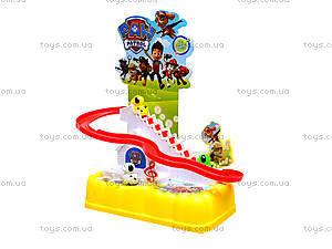 Трек игрушечный «Щенячий патруль», 0912J, цена