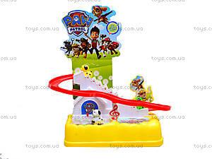 Трек игрушечный «Щенячий патруль», 0912J, игрушки