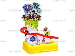Трек игрушечный «Щенячий патруль», 0912J, детские игрушки