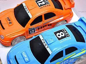 Трек «Параллельные гонки», детский, 0830, игрушки