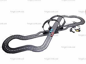 Трек «Параллельные гонки», на ручном генераторе, 0868, купить