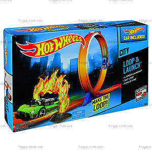 Трек Hot Wheels «Гонки в городе», BGH87
