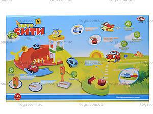 Игровой трек «Автосити Автотрек» с подсветкой, 7188, фото