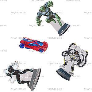 Игровой трек «Приключения супергероев» серии Marvel Hot Wheels, DKT27, купить