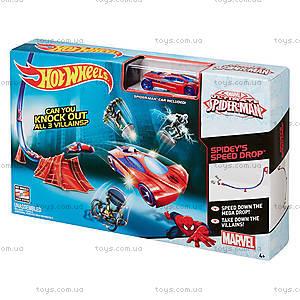 Игровой трек «Приключения супергероев» серии Marvel Hot Wheels, DKT27