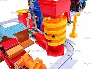 Трек «Разгрузочная станция» , 5577-5, toys