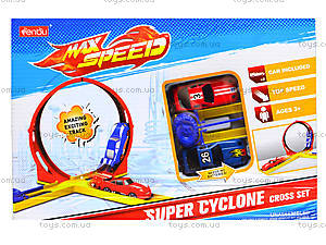 Трек с горками Max Speed, 2261, игрушки