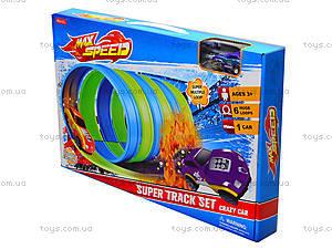 Детский трек с горками Max Speed, 8813, купить