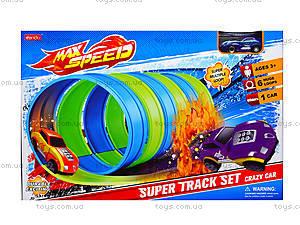 Детский трек с горками Max Speed, 8813, отзывы