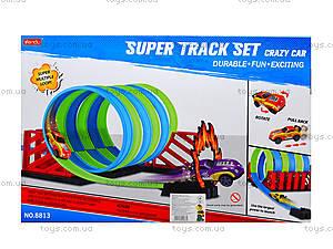 Детский трек с горками Max Speed, 8813, цена