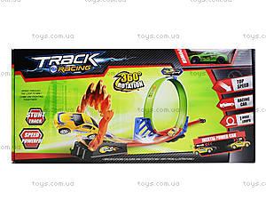 Детский трек с горками Hot Wheel, 8001, цена