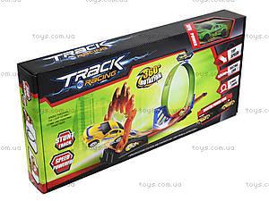 Детский трек с горками Hot Wheel, 8001, магазин игрушек