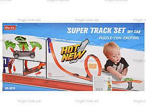 Детский трек Max Speed с горками, 8818, фото