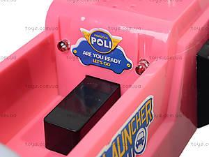 Игровой трек с машинкой «Робокар Поли», XZ-197S, цена