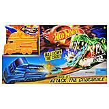 "Трек с запуском ""Hot Wheel: Крокодил"" , 3078, фото"