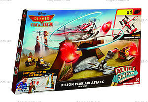 Трек «Огонь и риск» для героев м/ф «Самолетики 2. Спасательный отряд», BFM28