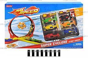 Игровой трек с горками Max speed, 2285
