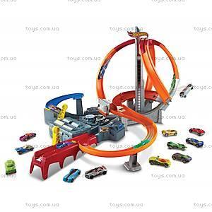 Трек для машинок Hot Wheels серии «Головокружительные виражи», CDL45, отзывы