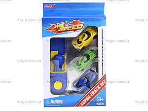 Трек-запуск Max speed, 2282B, цена