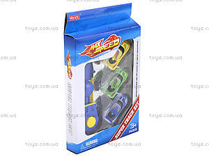 Трек-запуск Max speed, 2282B, магазин игрушек
