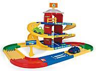 Трехэтажный паркинг «Kid Cars 3D», 53040