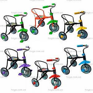 Трехколесный детский велосипед Lazer, 701Laser